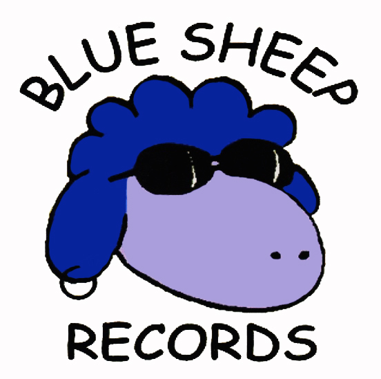 blue sheep records logo